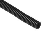 Труба гофрированная РУВИНИЛ 21601, 16мм, ПНД, черный, 1м