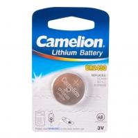 Батарейка CAMELION Lithium CR2430-BP1, 3V/220mAh