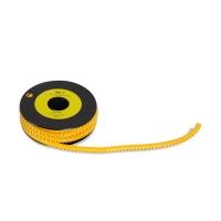 Маркер кабельный Deluxe/символ 1/ 1000штук