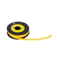 Маркер кабельный Deluxe/символ 0/ 1000штук