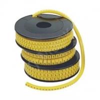 Маркер кабельный Deluxe/символ 3/ 1000штук