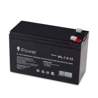 Аккумуляторная батарея 12V 7.5Ah IPower (95*151*65)