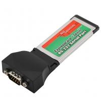Контроллер Express Card/34mm - RS-232(COM 9 pin)