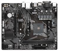 Системная плата Gigabyte A520M S2H