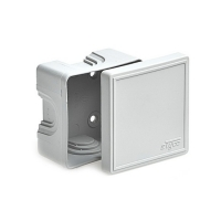 Коробка распаячная TYCO 65006Б/70*70*40мм/белая