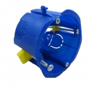 Коробка установочная ТYCO 10176/для гипсокартона/D65мм/Н45мм