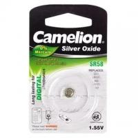 Батарейка CAMELION Silver Oxide SR58-BP1, 1.55V