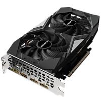 Видеокарта 6Gb Gigabyte GeForce GTX 1660 OC, 192bit, DDR5